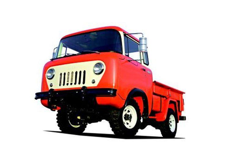1957 65 Jeep Forward Control Pickups Hemmings