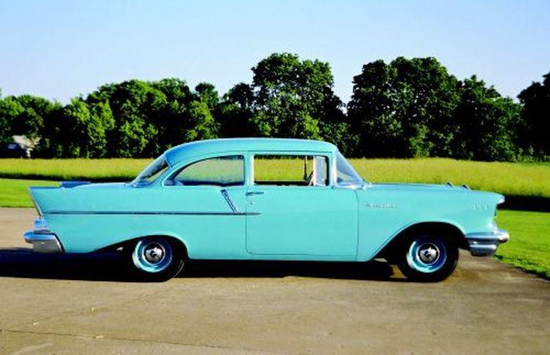 1957 Chevrolet 150 Amp 210 Series Hemmings