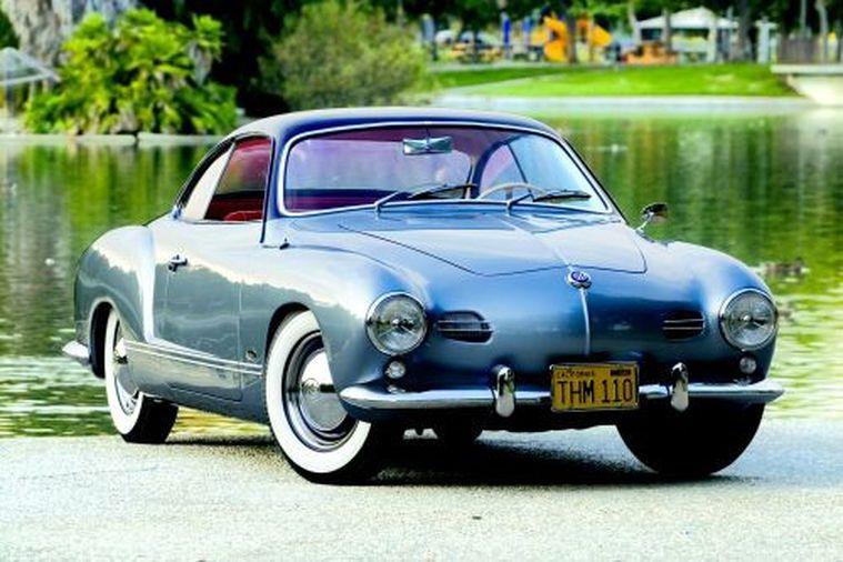 1955 74 Vw Karmann Ghia Hemmings