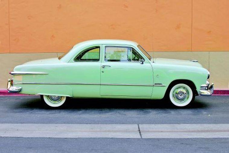 1949-1951 Ford Deluxe & Custom coupes | HemmingsHemmings Motor News