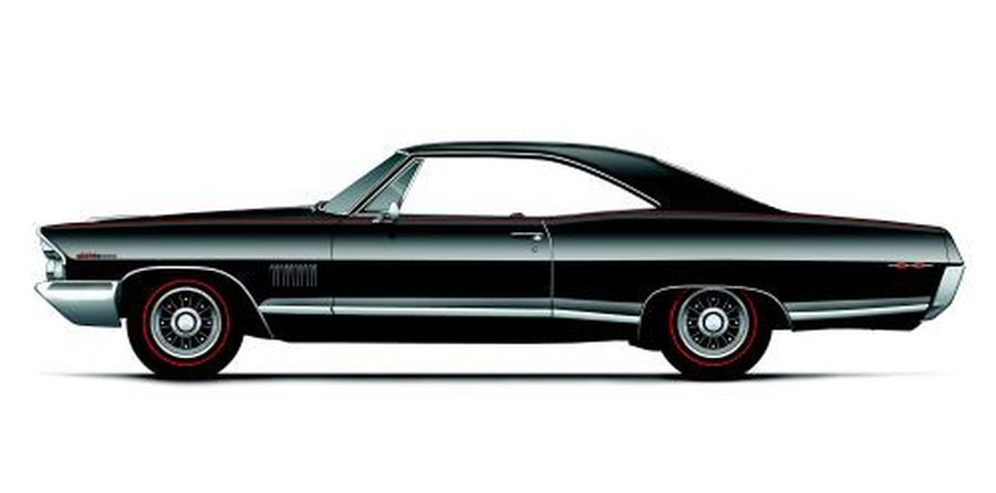 1965 66 Pontiac Catalina 2 2 Hemmings