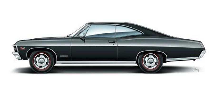 1967 68 Chevrolet Impala Ss Hemmings