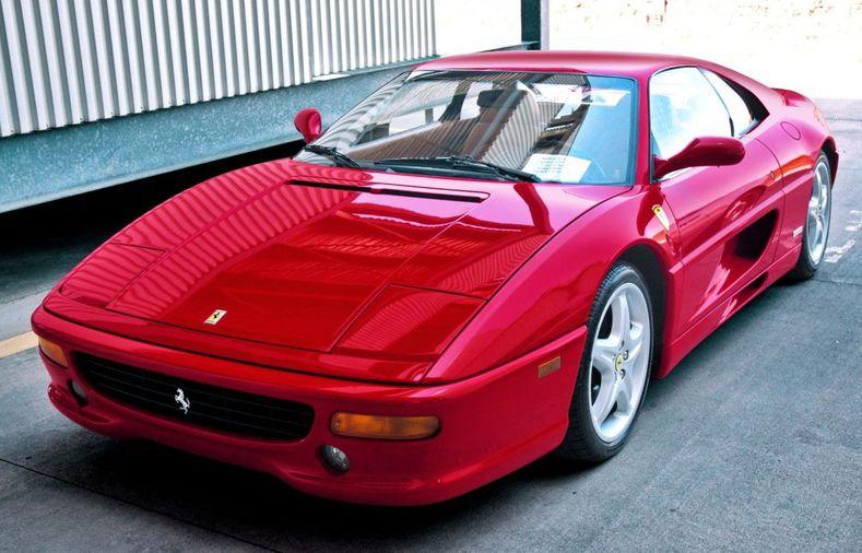 1998 Ferrari 355 F1 Berlinetta Hemmings