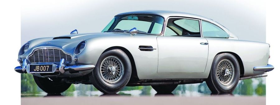 1963 65 Aston Martin Db5 Hemmings