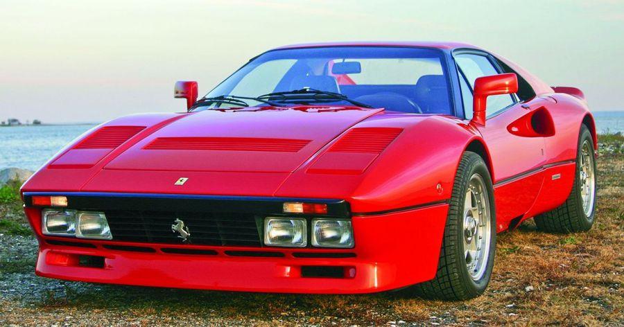 1984 85 Ferrari 288 Gto Hemmings
