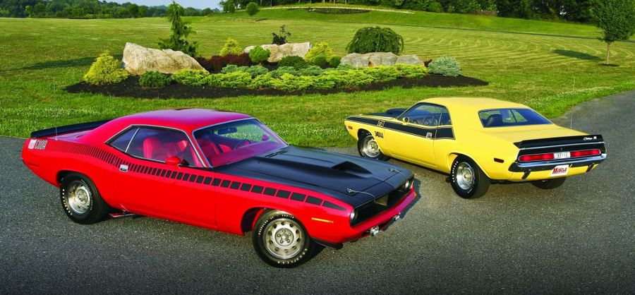 T Aar 1970 Dodge Challenger T A And Plymouth Cuda Aar Hemmings