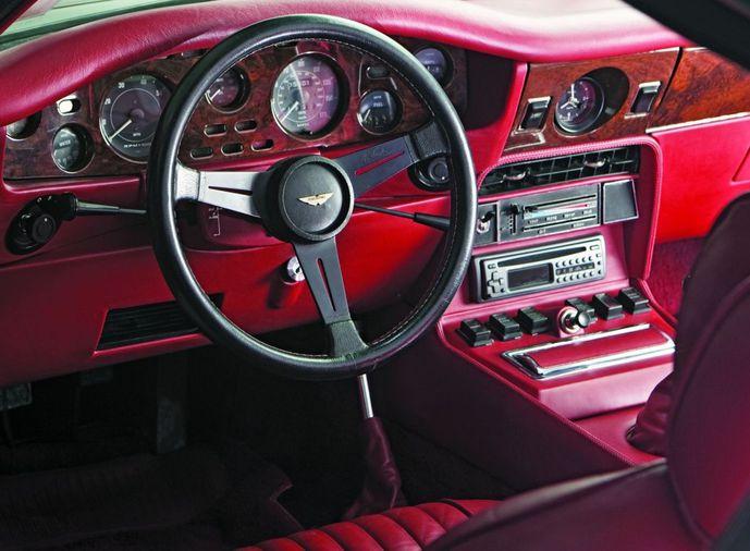 Power And Style 1977 1989 Aston Martin V8 Vantage Hemmings