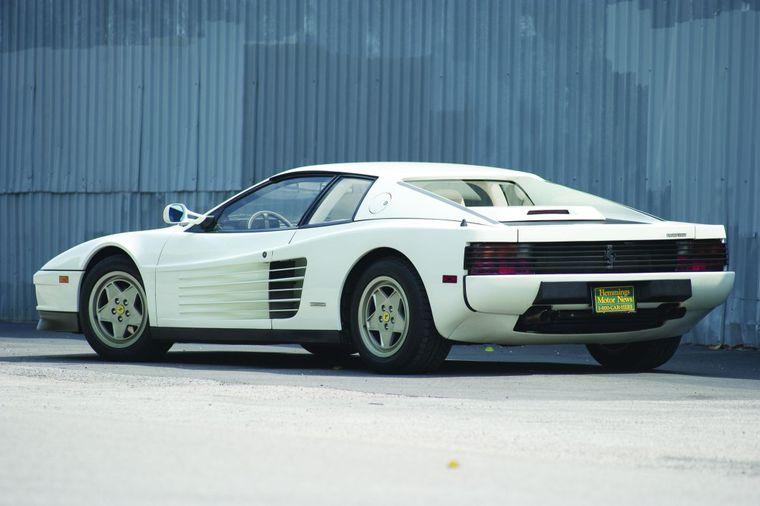 1984 90 Ferrari Testarossa Hemmings