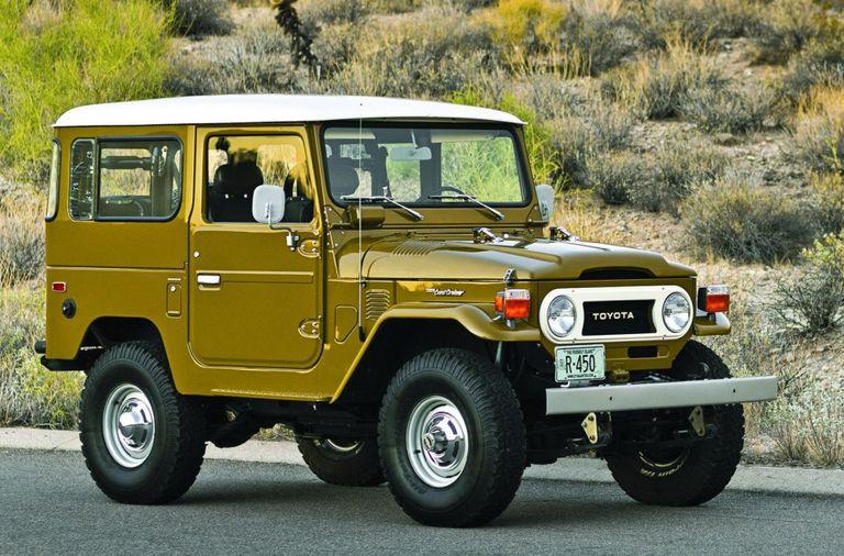 1960 1984 Toyota Fj40 Land Cruiser Hemmings