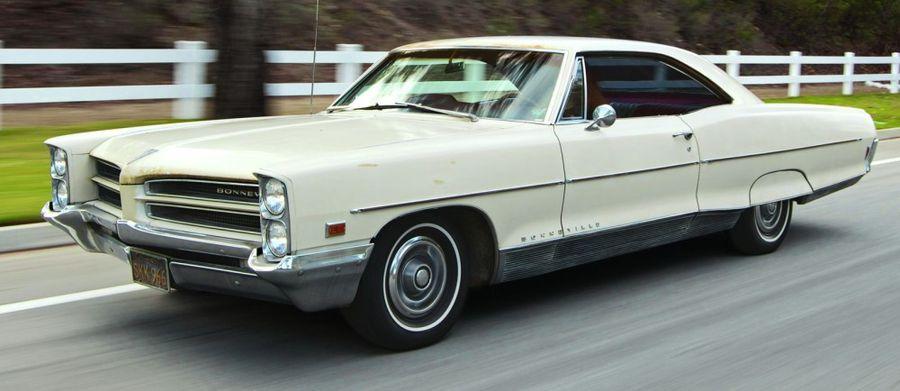 Bonneville Heirloom - 1966 Pontiac Bonneville   Hemmings Motor News