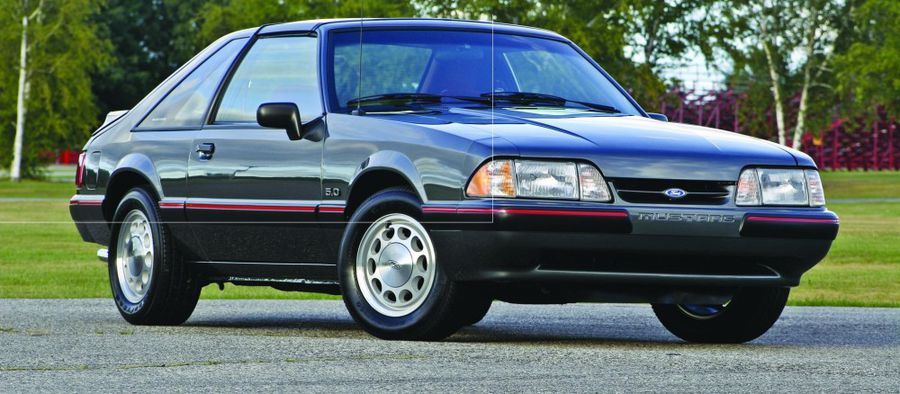 1988 Ford Mustang Lx 5 0 Hemmings