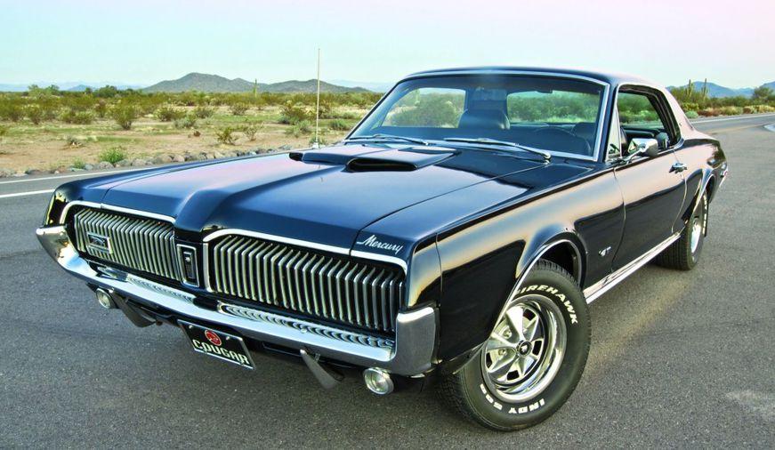 Big Block Beauty 1968 Mercury Cougar Xr 7 Gt Hemmings