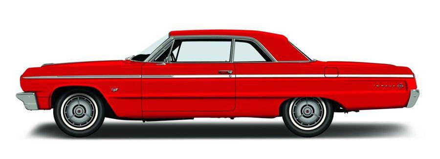 1964 Chevrolet Impala Ss Hemmings