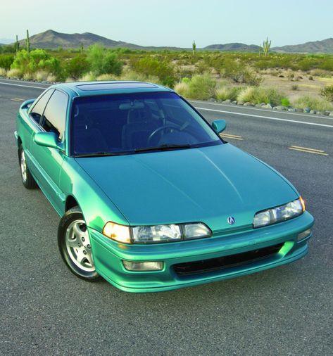NSX Jr. - 1992-'93 Acura Integra GS-R