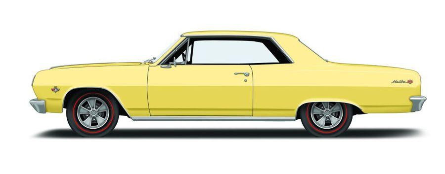 1965 Chevrolet Chevelle Malibu Ss Hemmings