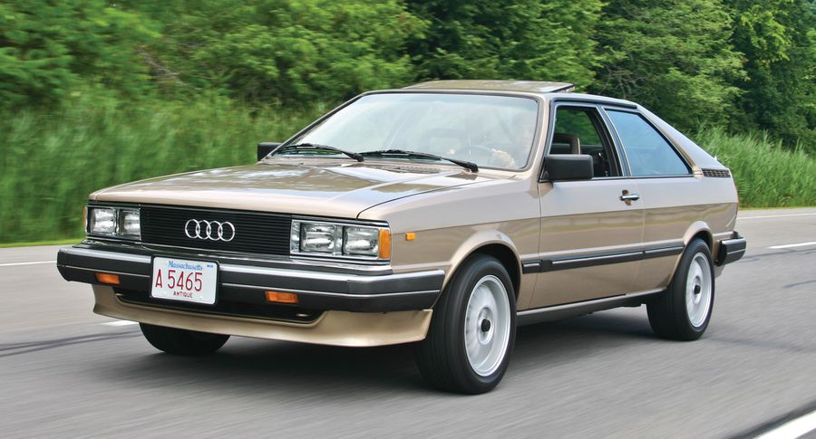 1981-'87 Audi Coupe/GT   Hemmings