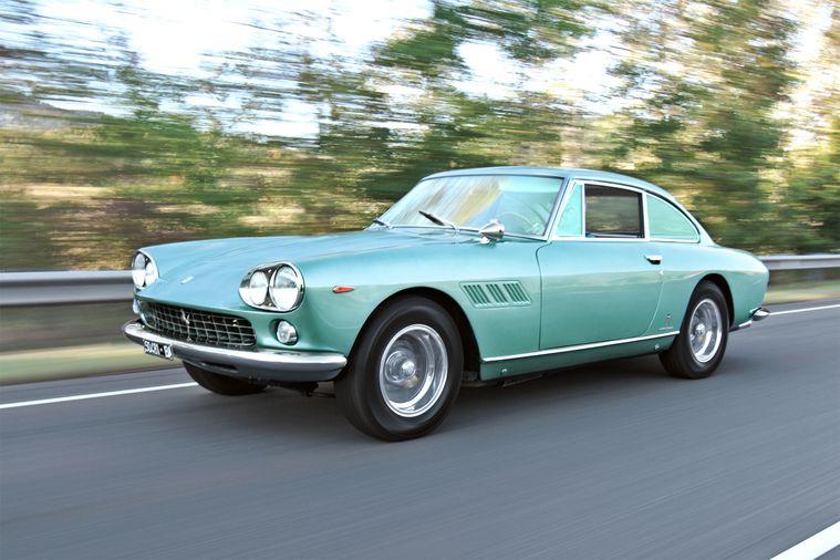 1964 67 Ferrari 330 Gt Hemmings