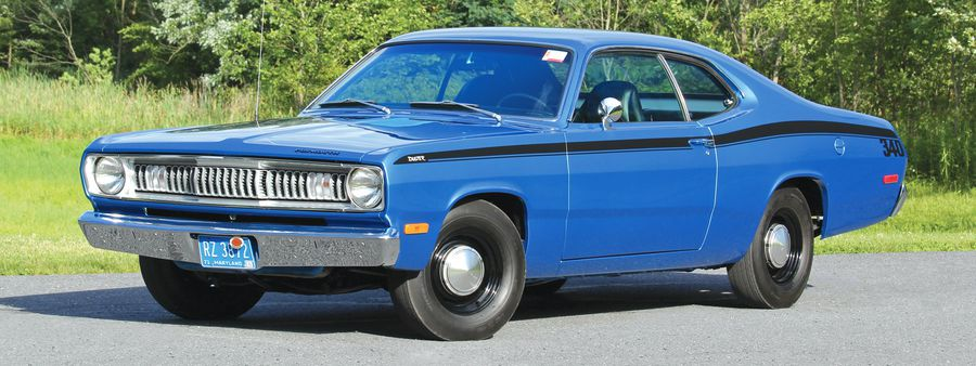 1972 Plymouth Duster 340 Hemmings