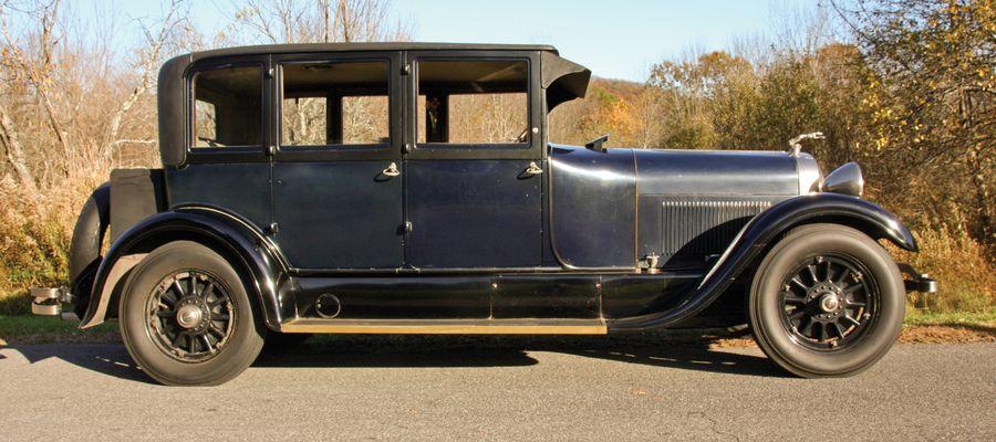 Modest Luxury 1928 Lincoln Model L Hemmings