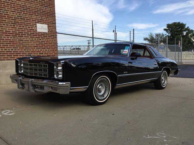 Hemmings Find Of The Day 1977 Chevrolet Monte Carlo Hemmings