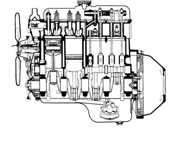 Volvo B18 | Hemmings | Volvo B18 Engine Diagram |  | Hemmings