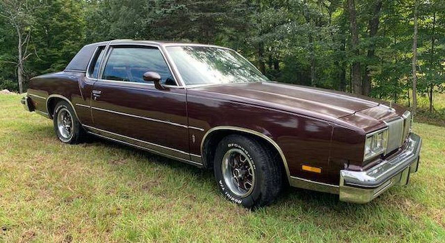 hemmings find of the day 1980 oldsmobile cutlass supreme brougham hemmings hemmings find of the day 1980