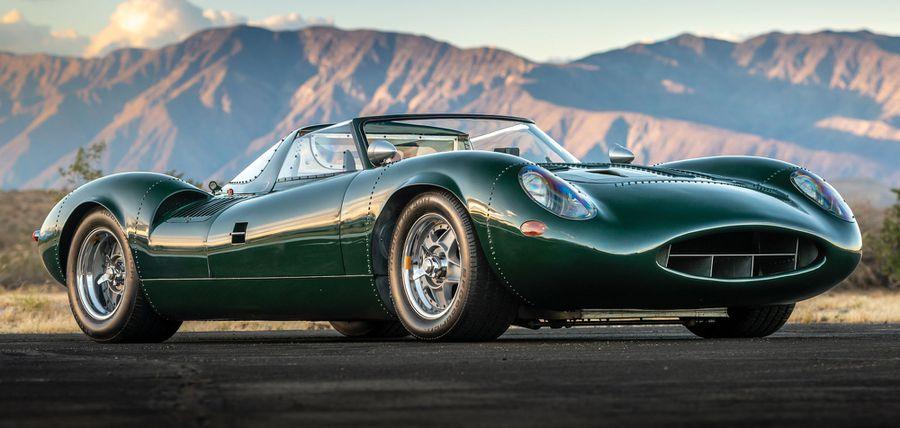 A dream car made real - Tempero's 1966 Jaguar XJ13 replica ...