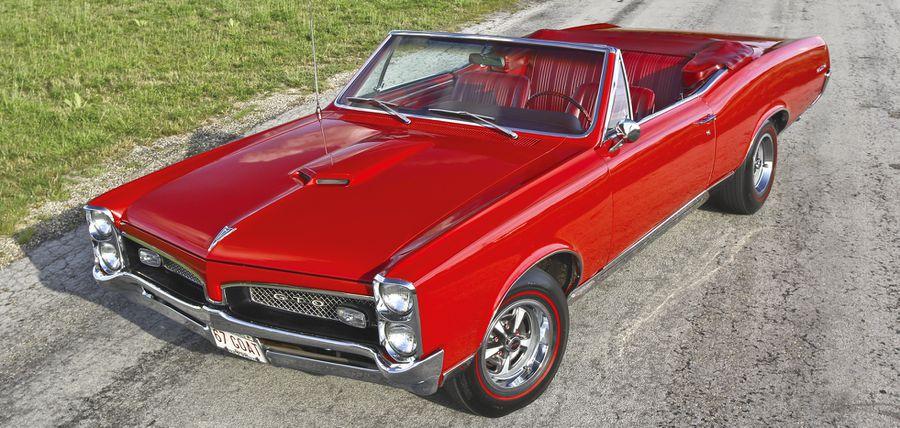 Double-Barrel Goat - 1967 Pontiac GTO | Hemmings