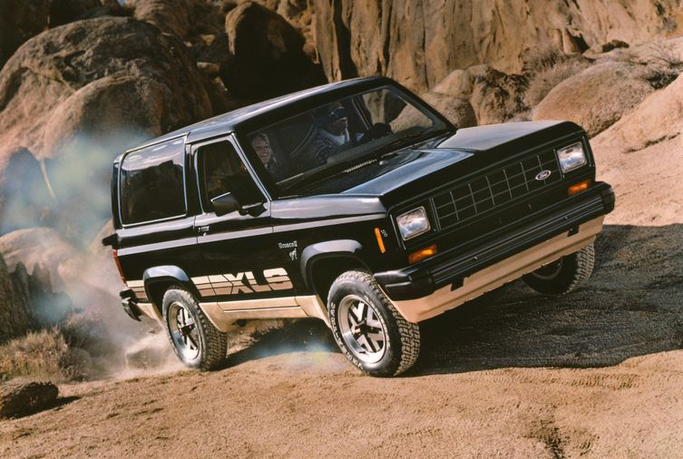 Used car or future collectible? Ford's 1984-'90 Bronco II ...