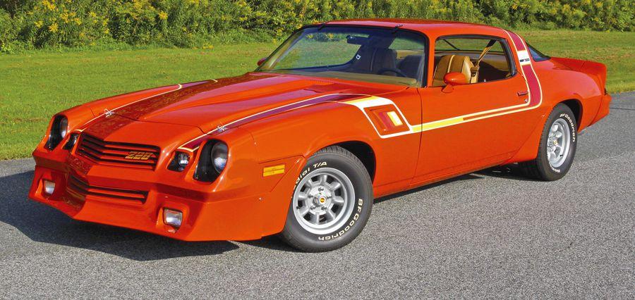 1980 Chevrolet Camaro Hugger   HemmingsHemmings Motor News