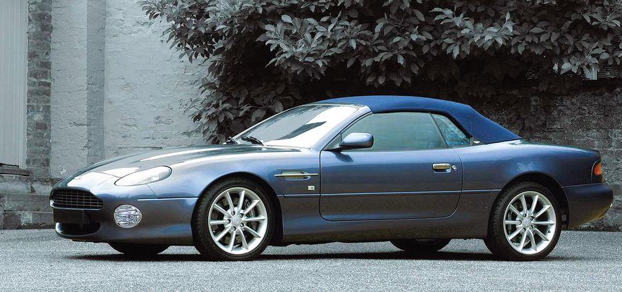 2000 03 Aston Martin Db7 Vantage Volante Is A Shocking Bargain Hemmings