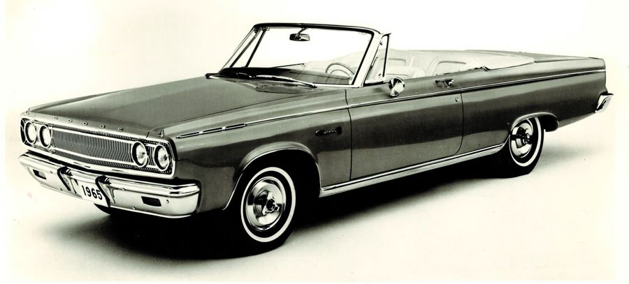 A Historic Blunder Gave Rise To The 1965 67 Dodge Coronet Hemmings