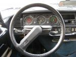 1972 Citroen DS single-spoke steering wheel