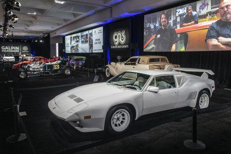 Shelby DeTomaso Pantera GT5-S LA Auto Show