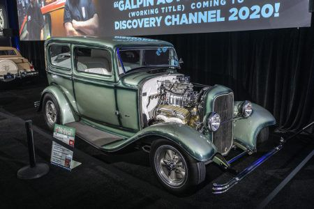 Medusa Hot Rod LA Auto Show 2019