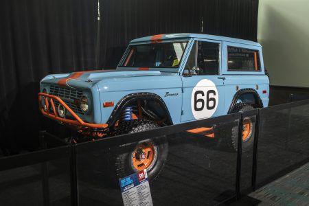 1966 Ford Gulf Bronco