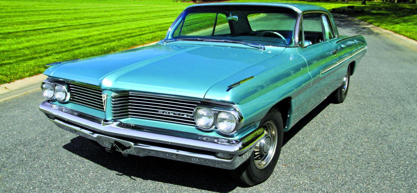 Pontiac's 421 Super Duty V-8 put the division on the radar in 1962 |  HemmingsHemmings Motor News