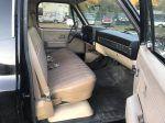 1986 Chevrolet C10 pickup interior