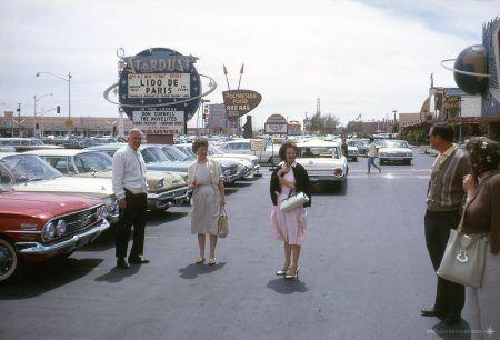 Las Vegas, 1963