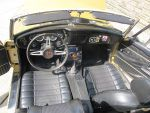 1973 MG B interior Hemmings Find of the Day