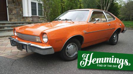 Hemmings Find of the Day - 1974 Ford Pinto
