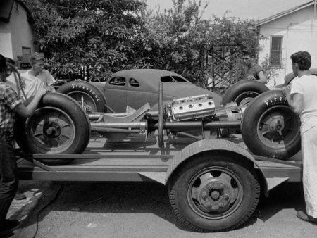Vintage racing photos: too much is never enough
