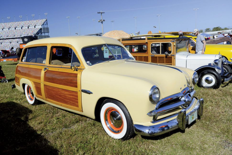 Ford woodie 2 door turkey run 2019