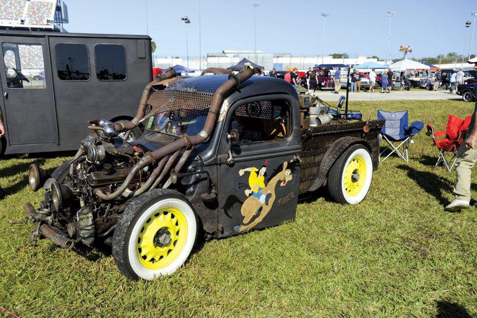 Turkey run 2019 rat rod