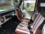 1967 Ford Bronco interior