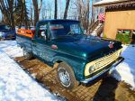 1964 Ford F-100 blue hemmings find of the day