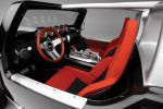 Jeep Hurricane concept interior