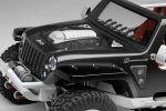 Jeep Hurrican concept hood