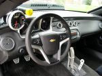 2014 Chevy Camaro COPO dashboard