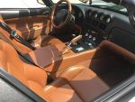 1999 Dodge Viper interior tan and black